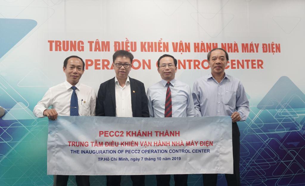 Khánh thành trung tâm điều khiển vận hành nhà máy điện mặt trời từ xa đầu tiên của Việt Nam