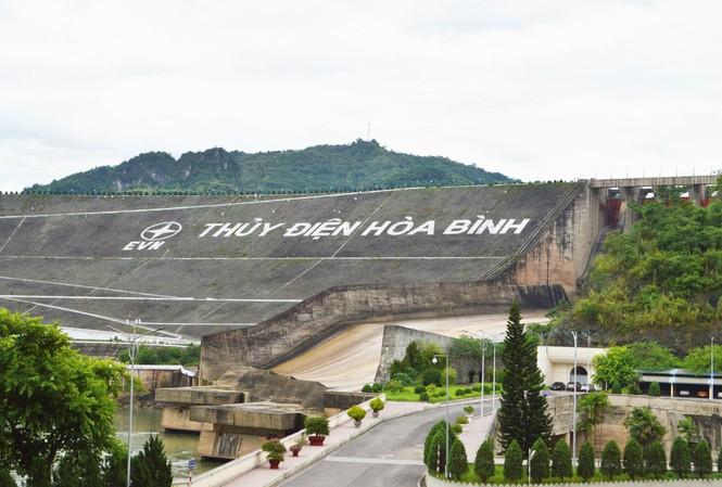 Hơn 9.200 tỷ đồng mở rộng Thủy điện Hòa Bình