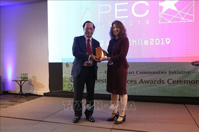 Việt Nam được vinh danh tại lễ trao giải Thực tiễn Tốt nhất năm 2019 của APEC