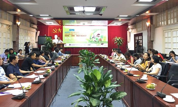 Growtech Vietnam 2019: Điểm hẹn chuyển giao công nghệ