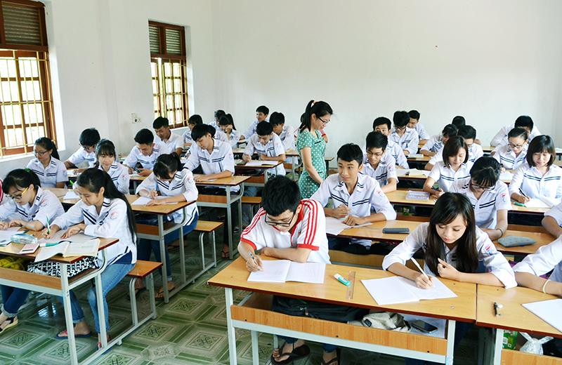 Xử lý thông tin báo nêu về đánh giá, xếp loại học sinh
