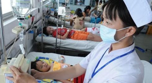 Hà Nội: Sốt xuất huyết sắp vào chu kỳ của đỉnh dịch