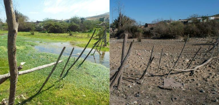 Hạn hán nghiêm trọng tại Chile