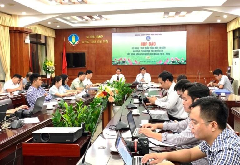 Thủ tướng sẽ chủ trì Hội nghị toàn quốc tổng kết 10 năm xây dựng nông thôn mới