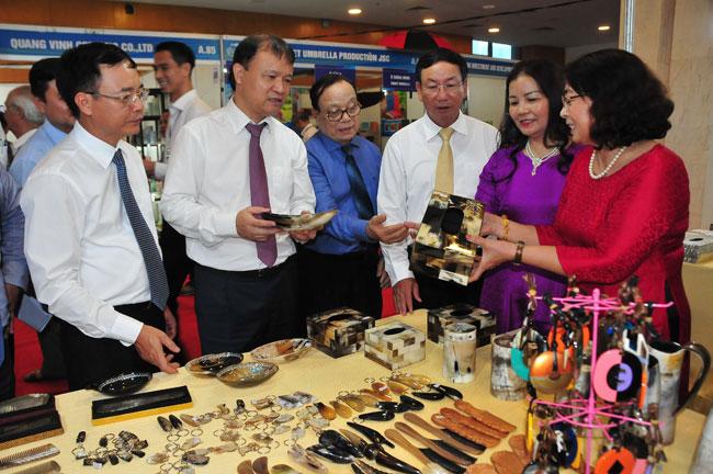 Hội chợ Quốc tế Quà tặng hàng thủ công mỹ nghệ Hà Nội 2019