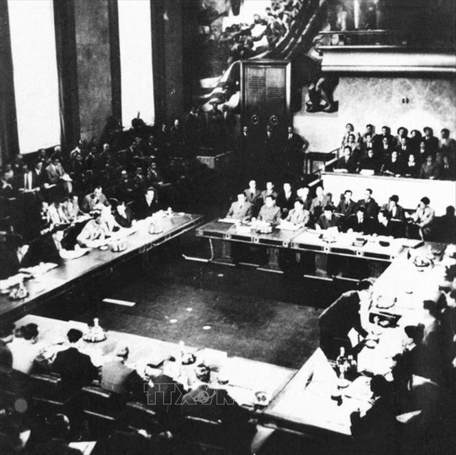 Hội nghị Giơnevơ về Đông Dương