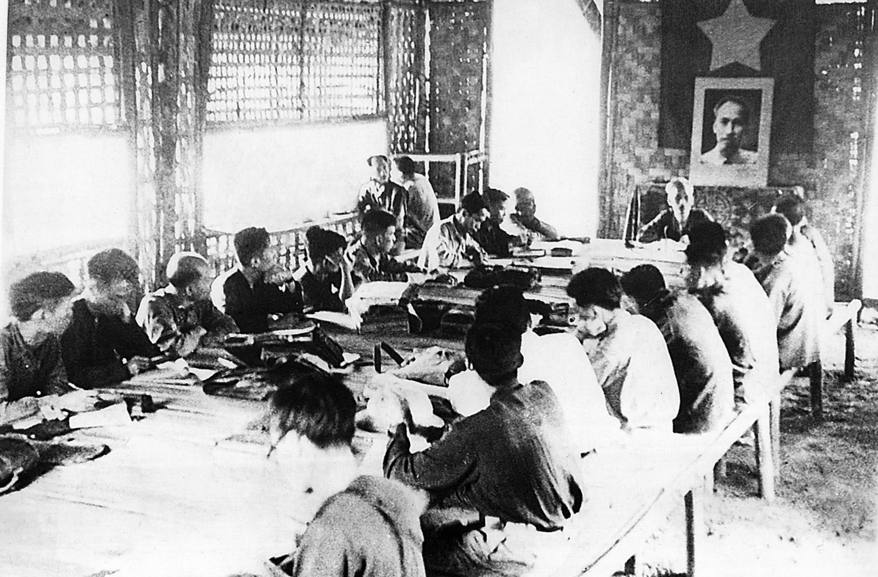 Hội nghị lần thứ nhất Ban Chấp hành Trung ương Đảng (khóa II)