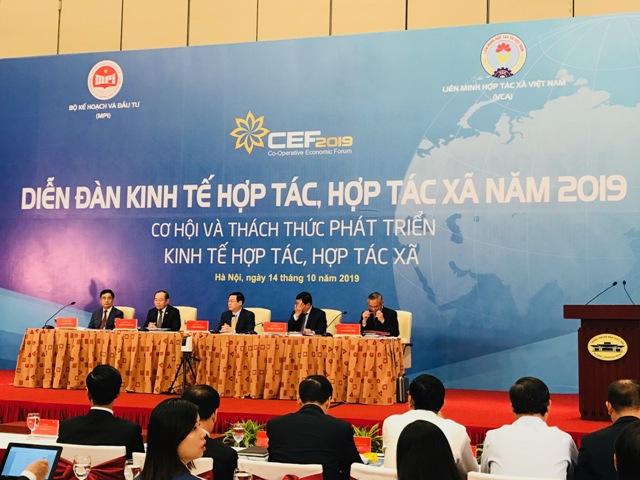 Biến thách thức thành cơ hội phát triển kinh tế hợp tác, hợp tác xã