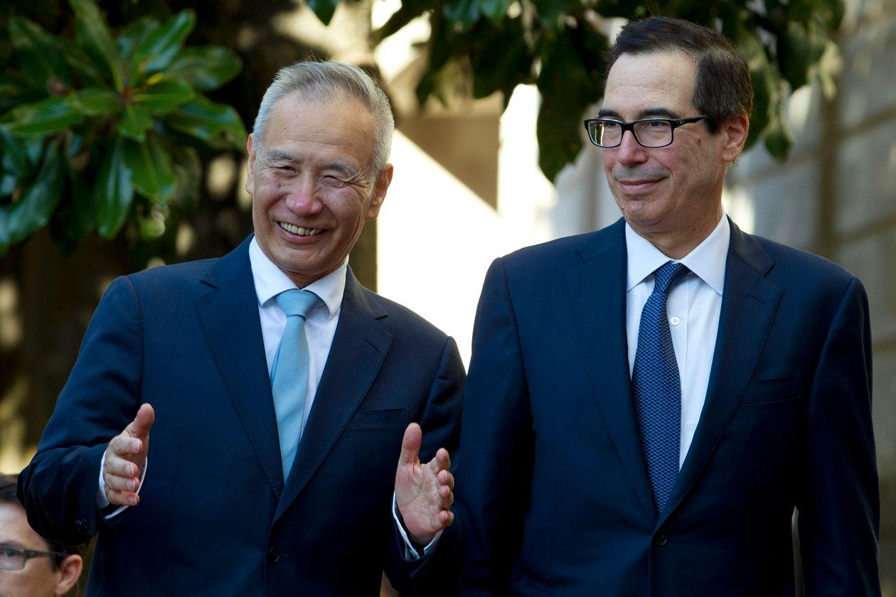 Mỹ, Trung tiến tới giai đoạn đầu tiên của thỏa thuận thương mại