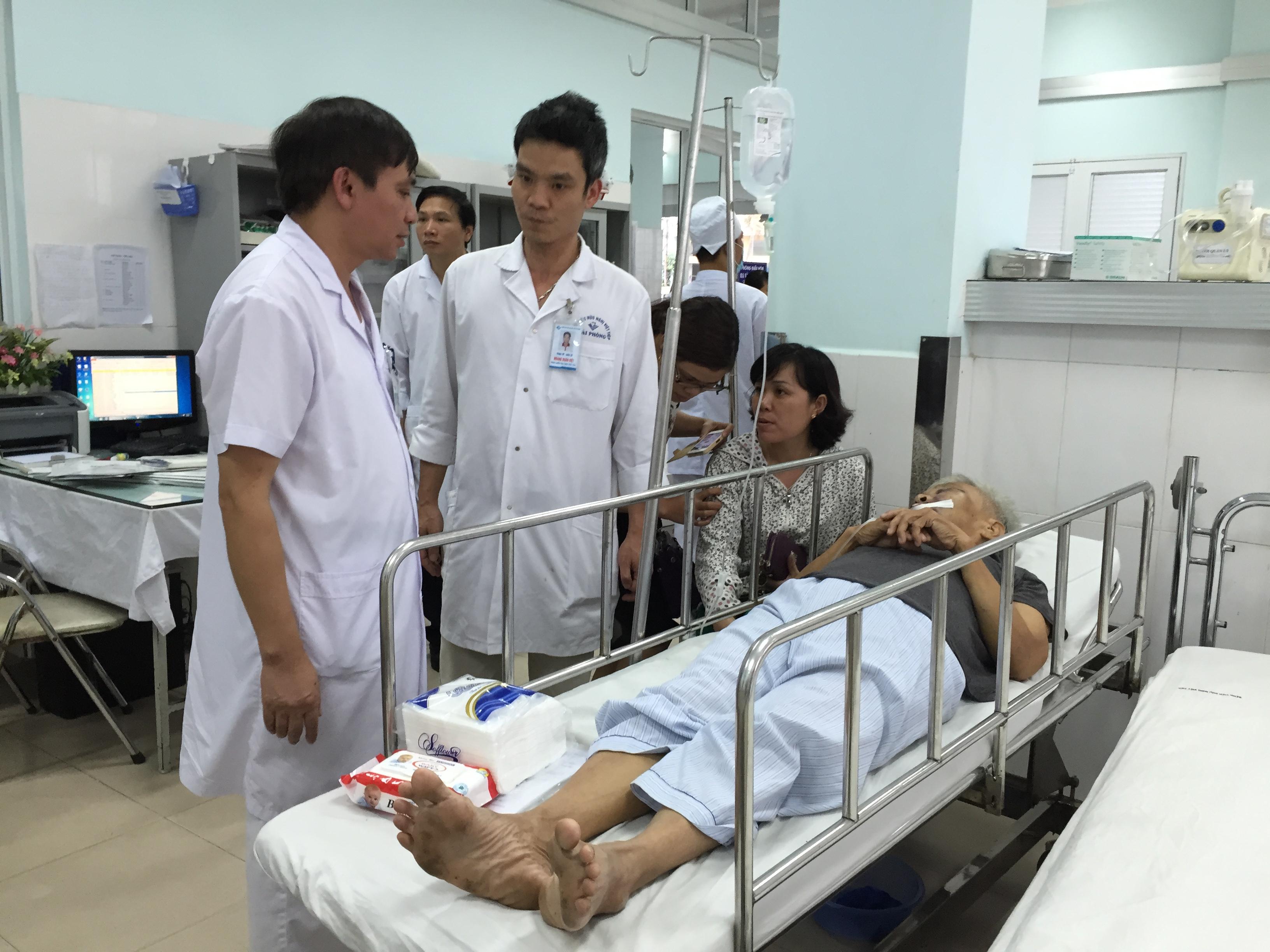 Bệnh không lây nhiễm cần được quan tâm phòng ngừa đúng mức