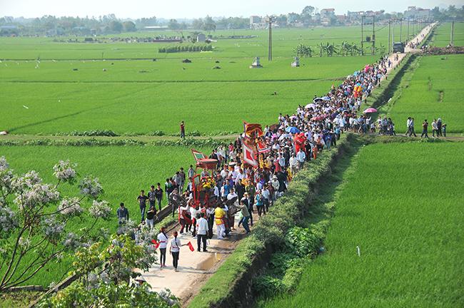 Giữ gìn, phát huy giá trị làng cổ Yên Lạc