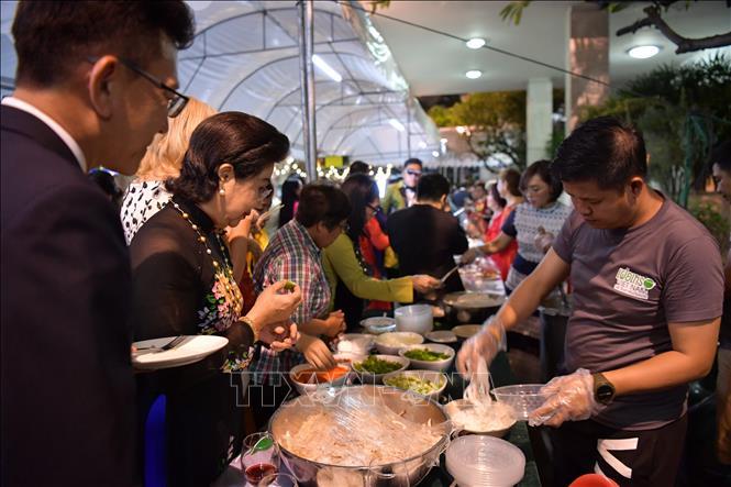 Quảng bá ẩm thực Việt Nam tại Thái Lan