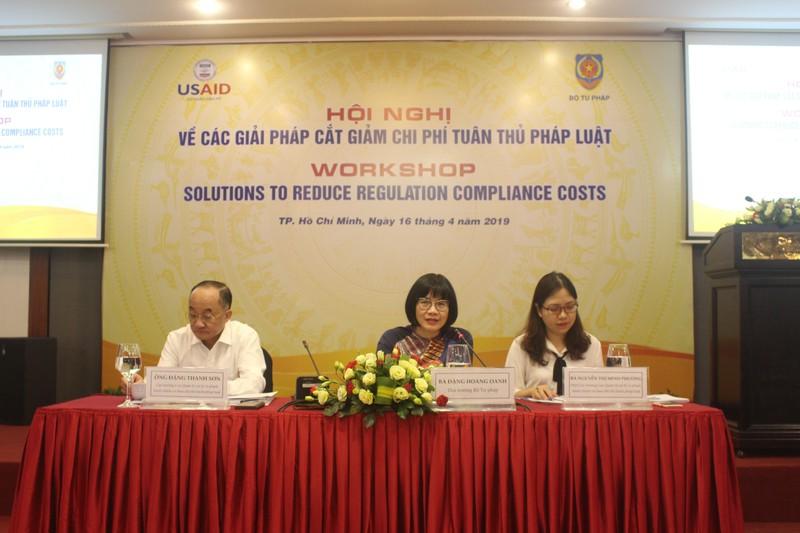 Việt Nam cải thiện mạnh mẽ chỉ số Chi phí tuân thủ pháp luật