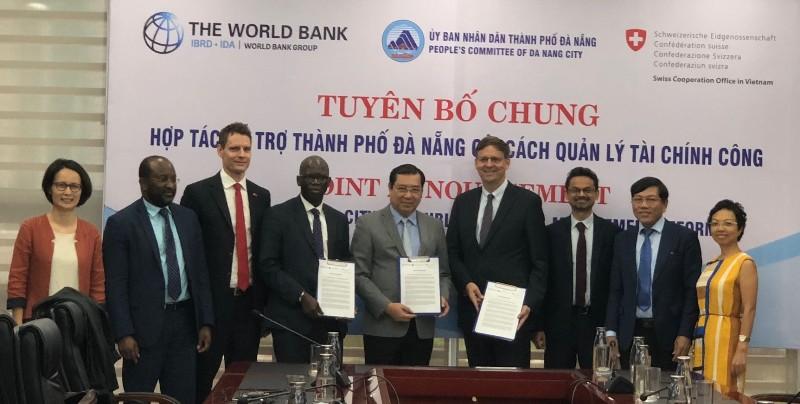 Hỗ trợ Đà Nẵng cải cách quản lý tài chính công
