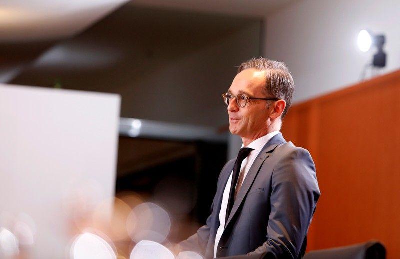 Ngoại trưởng Đức ủng hộ hoãn Brexit trong thời gian ngắn