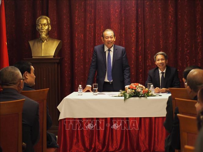 Cộng đồng người Việt tại Bulgariatr là cầu nối cho mối quan hệ hữu nghị hai nước