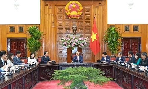 Tạo điều kiện cho Samsung mở rộng kinh doanh tại Việt Nam