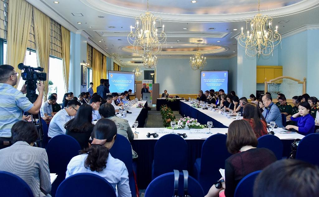 Liên hợp quốc sẽ tiếp tục đồng hành, hỗ trợ Việt Nam