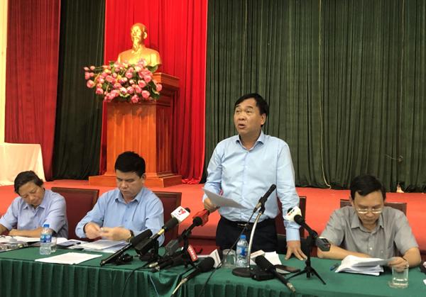 Hà Nội: Khuyến cáo người dân không dùng nguồn nước sông Đà để nấu ăn