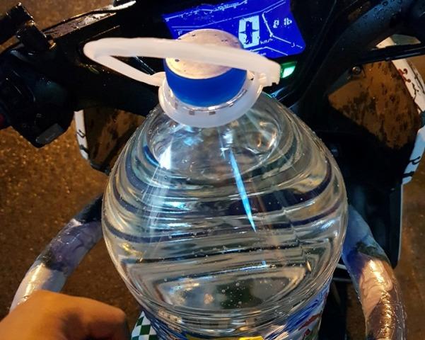 Nước sạch sông Đà được khuyến nghị chỉ dùng để tắm giặt