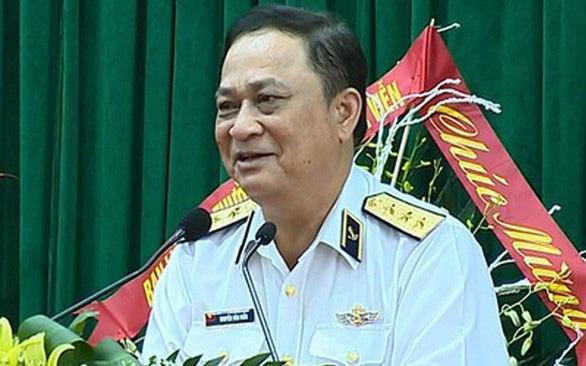 Khởi tố bị can đối với nguyên Thứ trưởng Bộ Quốc phòng Nguyễn Văn Hiến