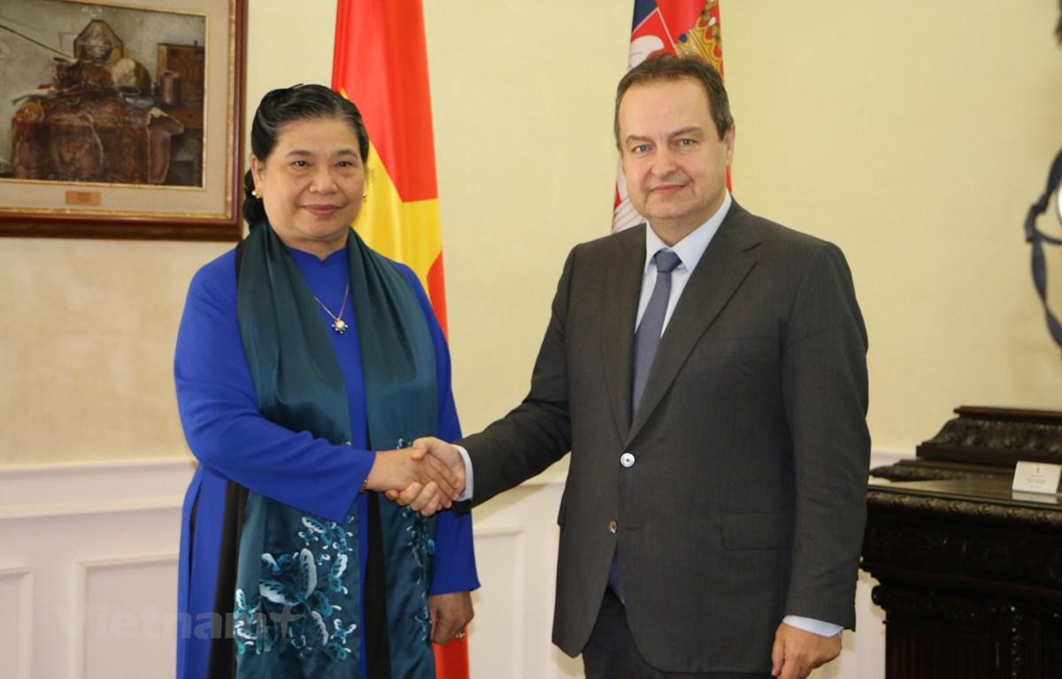Thúc đẩy hợp tác giữa Việt Nam và Serbia