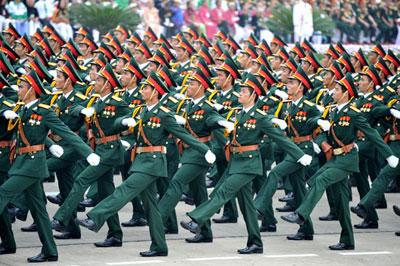 Triển khai hoạt động tuyên truyền kỷ niệm 75 năm Ngày thành lập Quân đội nhân dân Việt Nam