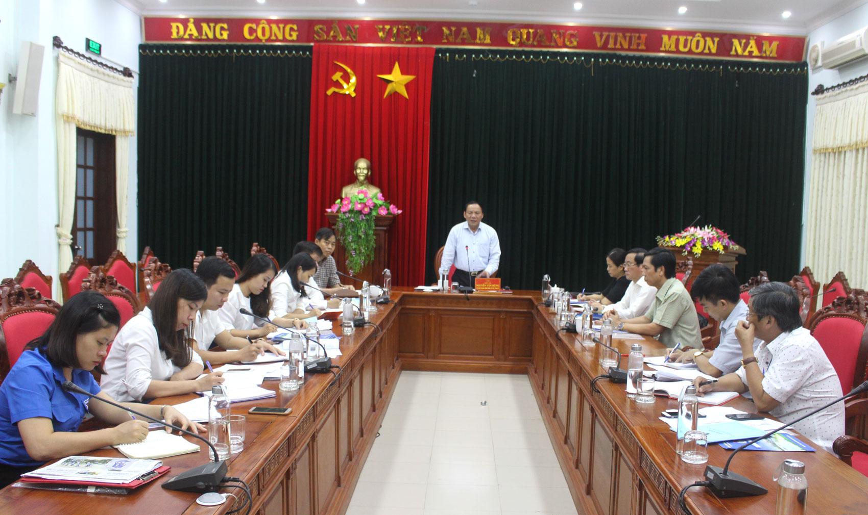 200 đại biểu tham dự Đại hội Hội LHTN Việt Nam tỉnh Quảng Trị lần thứ V