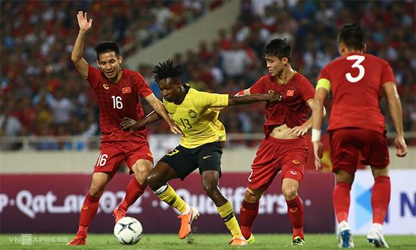 Việt Nam thắng thuyết phục Malaysia   🎥