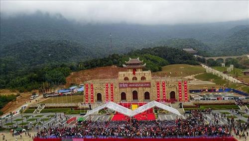 Bắc Giang - Miền đất thiêng Tây Yên Tử