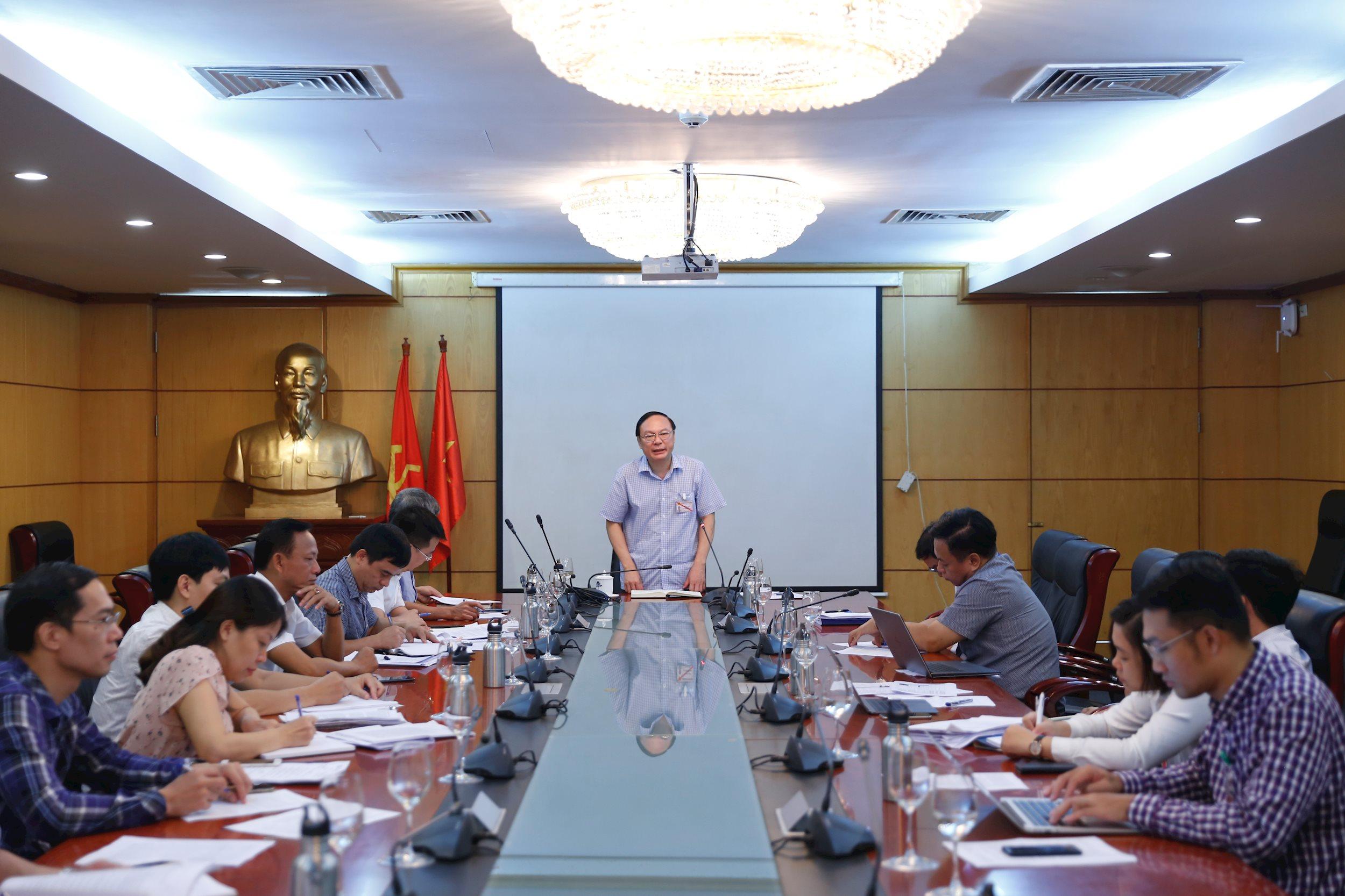 Khẩn trương triển khai quy hoạch tài nguyên nước quốc gia