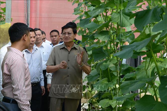Thủ tướng CHDCND Lào kết thúc chuyến thăm chính thức Việt Nam
