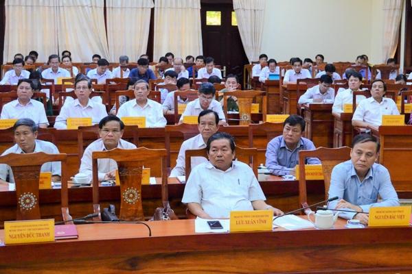 Ninh Thuận: Thông báo nhanh kết quả Hội nghị Trung ương lần thứ 11 khóa XII