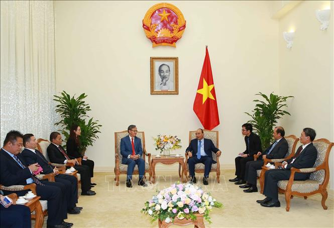 Vun đắp quan hệ đặc biệt Việt Nam - Lào 🎥