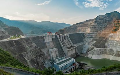 Công ty Thủy điện Huội Quảng – Bản Chát đã vượt kế hoạch sản xuất điện