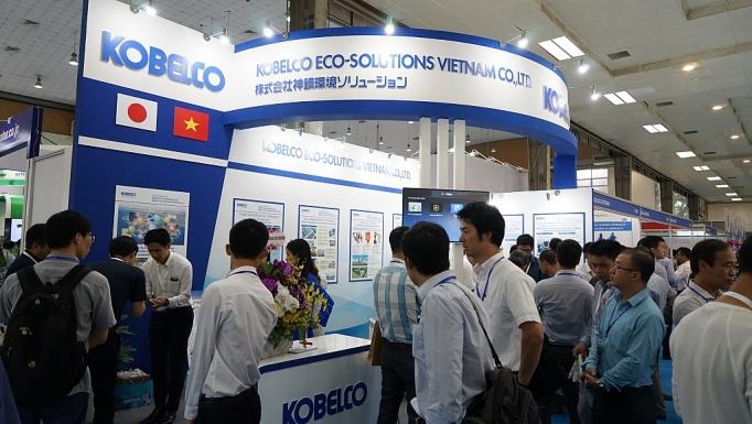 400 đơn vị tham dự Triển lãm quốc tế ngành cấp thoát nước tại TP. Hồ Chí Minh