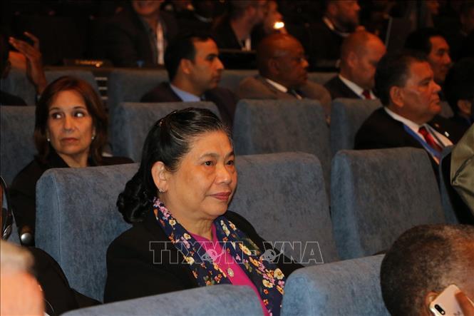 Phó Chủ tịch Thường trực Quốc hội dự khai mạc Đại Hội đồng IPU-141