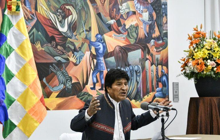 Ông Evo Morales tái đắc cử Tổng thống Bolivia