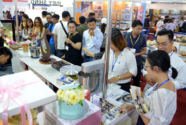 TP. Hồ Chí Minh đồng tổ chức hai triển lãm quốc tế lớn
