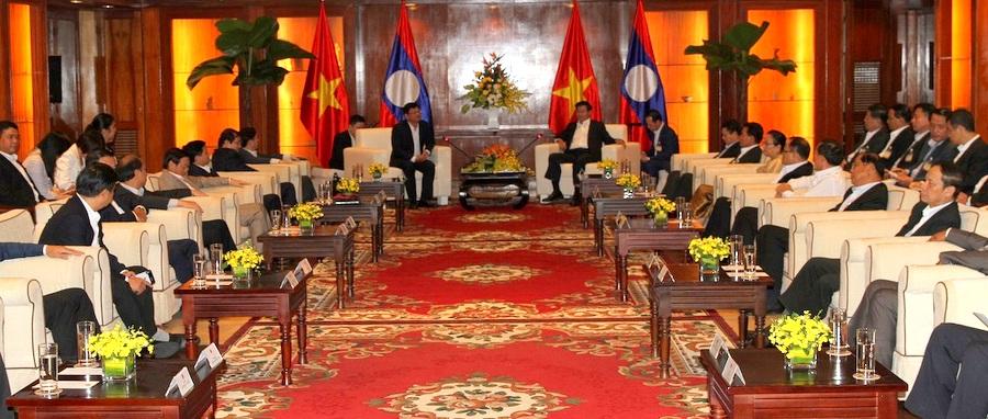 Nhiều chương trình hợp tác hiệu quả giữa Đà Nẵng và các địa phương của Lào