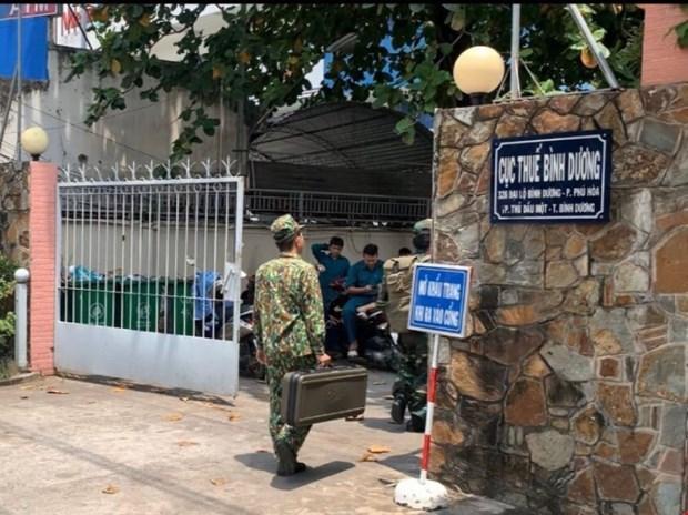 """Khởi tố vụ án hình sự """"Khủng bố nhằm chống chính quyền nhân dân"""" xảy ra tại tỉnh Bình Dương"""