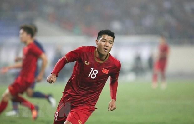 Giao hữu bóng đá quốc tế: U22 Việt Nam - U22 UAE bất phân thắng bại