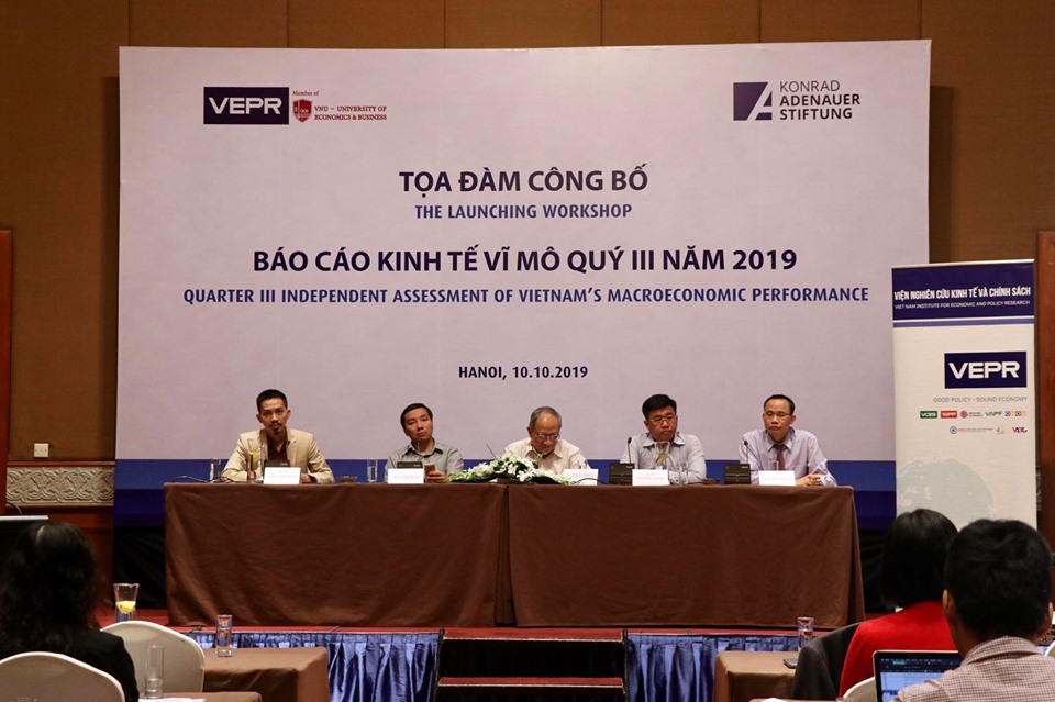 Dự báo tăng trưởng kinh tế Việt Nam đạt 7,05% trong năm 2019