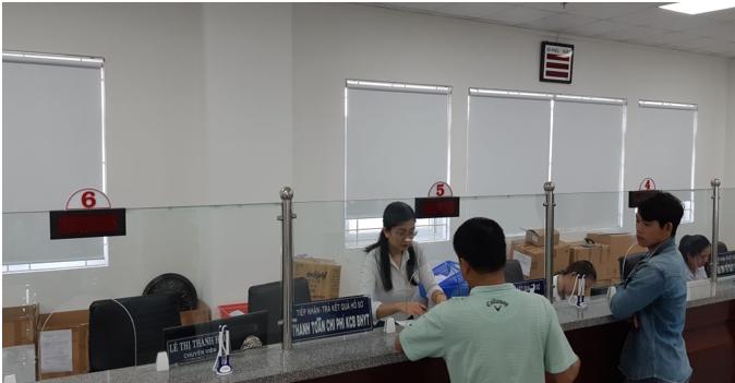 BHXH thành phố Đà Nẵng triển khai phong trào thi đua thực hiện văn hóa công sở giai đoạn 2019 - 2025