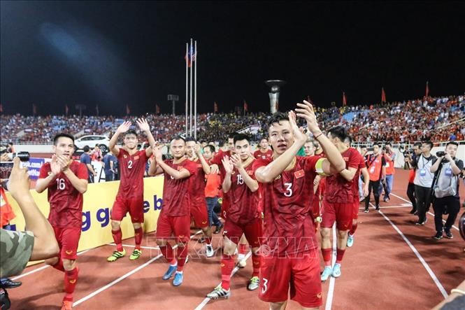 Tuyển Việt Nam được VFF thưởng 1 tỷ đồng