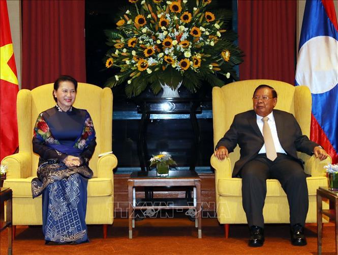 Không có gì so sánh được mối quan hệ hợp tác giữa hai nước Việt - Lào