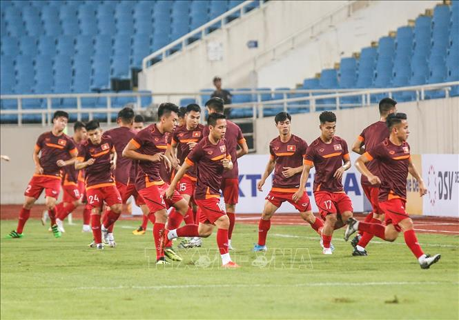 HLV Park loại 2 cầu thủ, chốt danh sách đội tuyển đấu với Malaysia