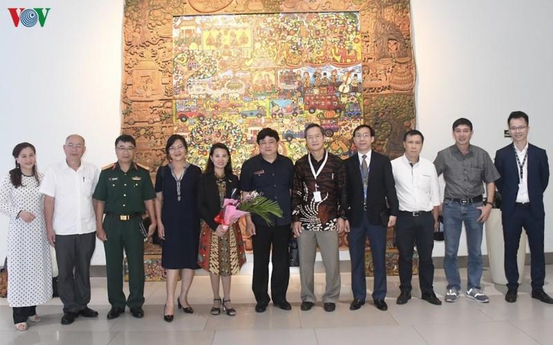 VOV khai trương cơ quan thường trú tại Indonesia
