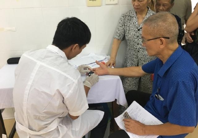 Bắc Từ Liêm: Triển khai mô hình Trạm Y tế hoạt động theo nguyên lý y học gia đình