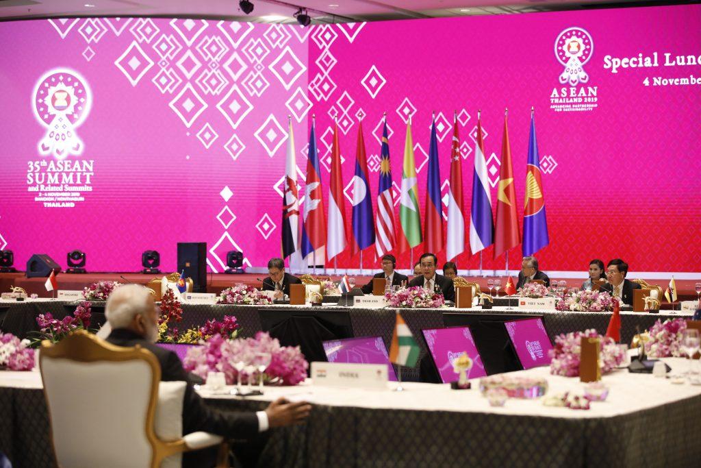 ASEAN 35: Buổi làm việc đặc biệt về phát triển bền vững